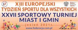 27. Sportowy Turniej Miast i Gmin 21-27.09.2021