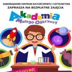 Akademia Małego Odkrywcy - nowy sezon