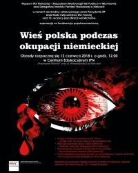 Wieś polska podczas okupacji niemieckiej