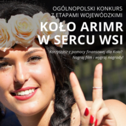 """""""Koło ARiMR – w sercu wsi"""" KGW!!! Zapraszamy Was do udziału!"""