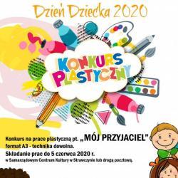 Dzień Dziecka 2020 - Konkurs