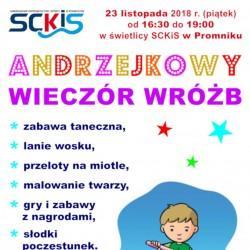 Zabawa Andrzejkowa dla najmłodszych