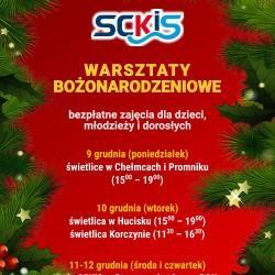 Zapraszamy na Warsztaty Bożonarodzeniowe